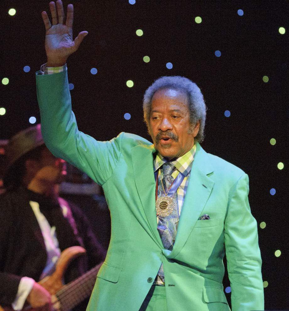 Keith Spera: Allen Toussaint was all about 'moments' ... with people just like you _lowres