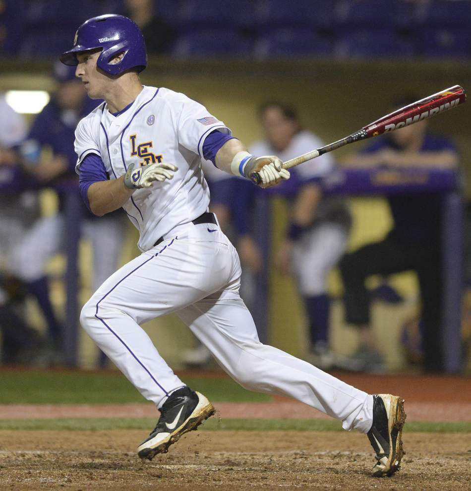 Bounce back bats? LSU's offense motivated at an 'all-time' high ahead of NCAA Baton Rouge regional _lowres