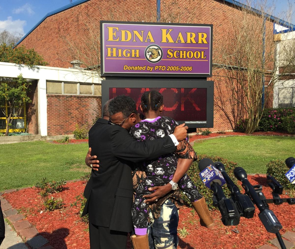 Man Killed In Shooting Outside Edna Karr High Had Been