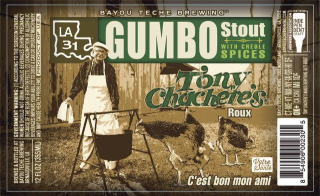 Louisiana brewery releases gumbo stout beer made with Creole spices