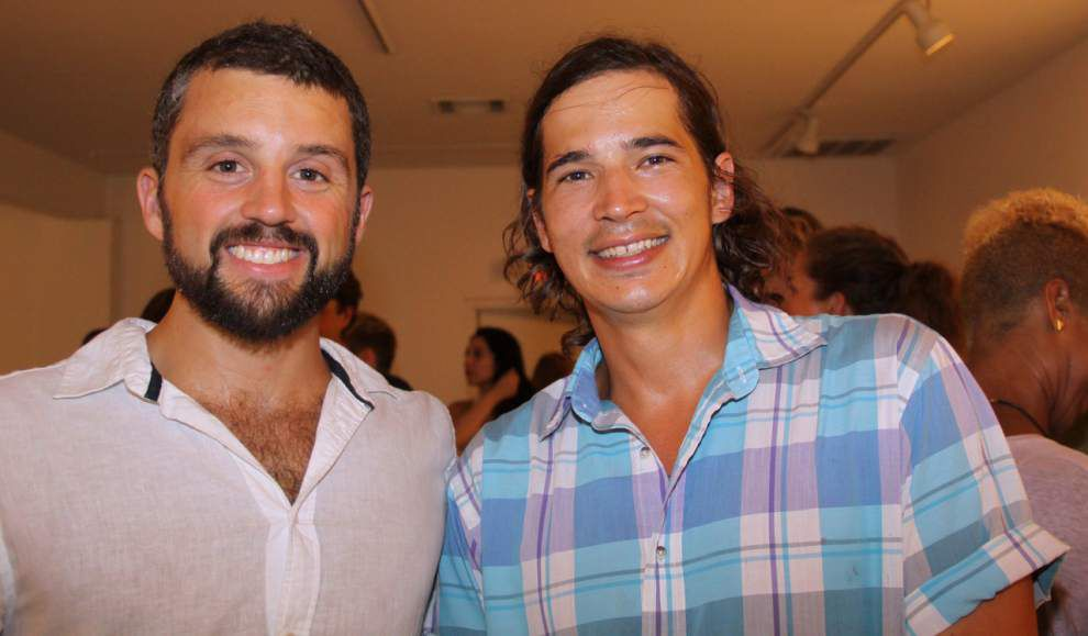 Steven Forster's Party Central: Sumell, Reynolds at UNO-St. Claude _lowres