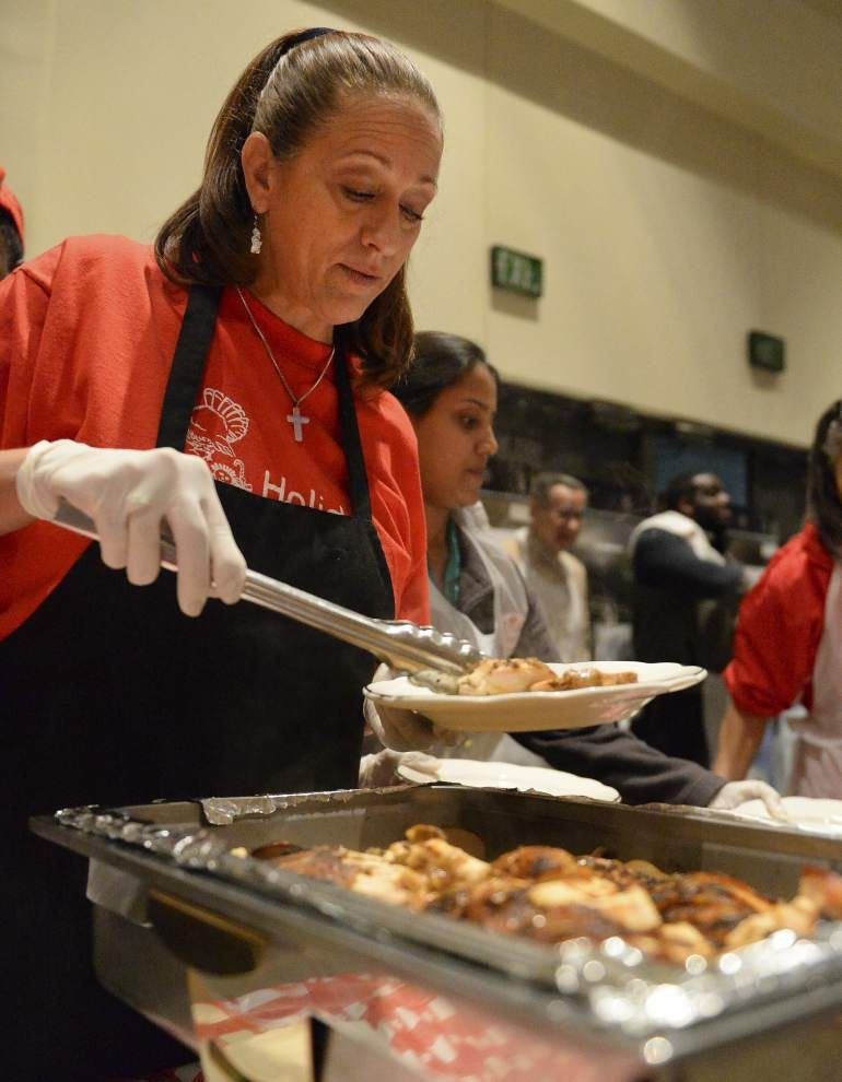 Photos: Thanksgiving meal _lowres