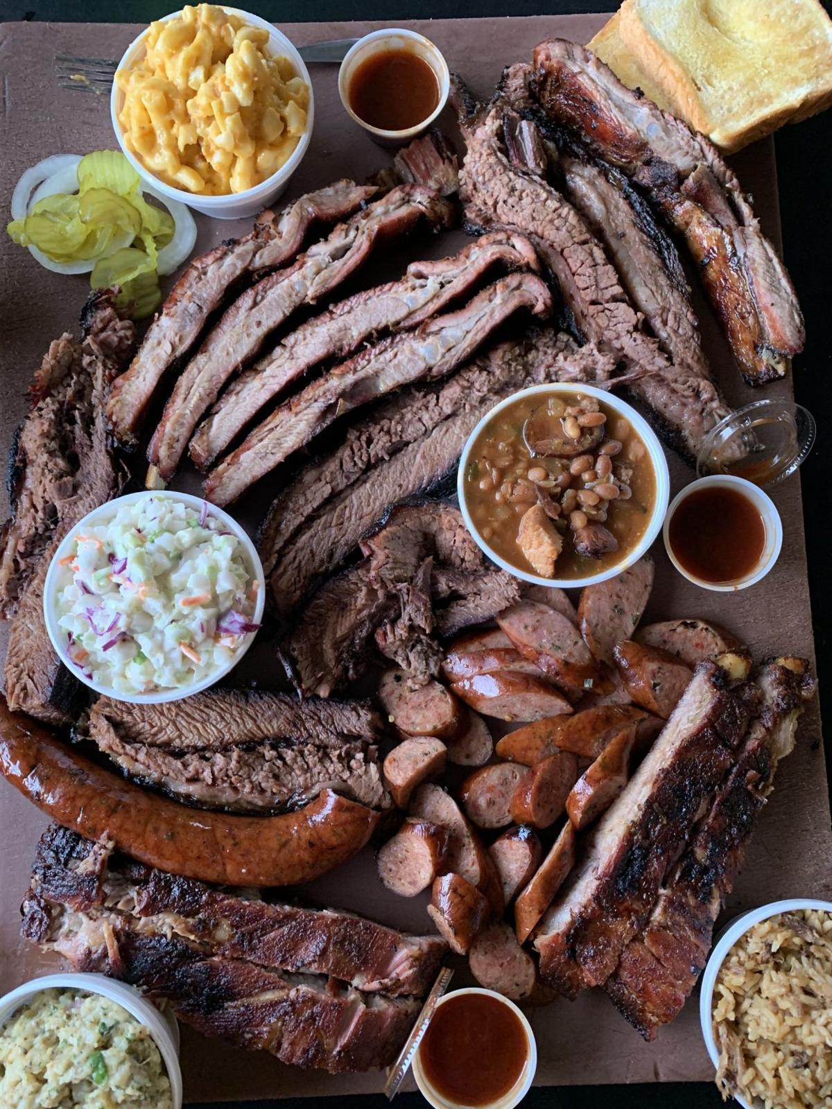 cou-yon's barbecue