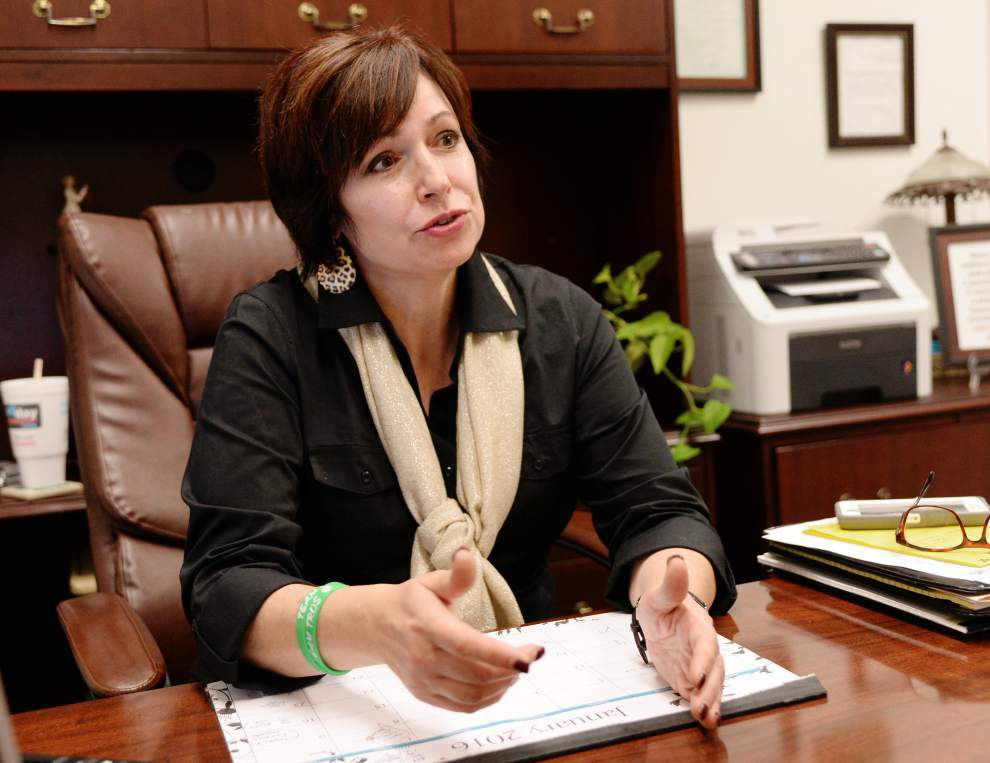 Lafayette Parish School System's first improvement administrator Irma Trosclair reveals how she aims to close achievement gap in the school system _lowres