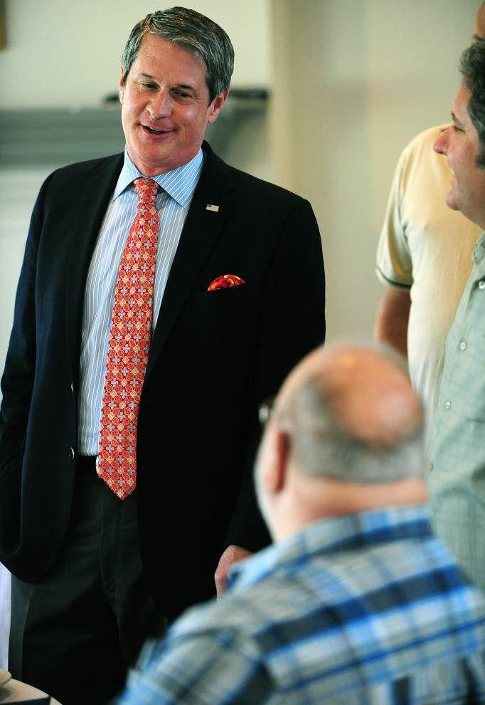 Sen. David Vitter vows to vote against President's Attorney General pick _lowres