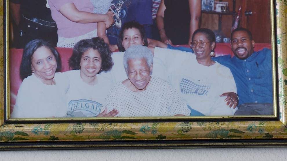 Asleep in her bed, stray bullets nearly find 101-year-old New Orleans woman _lowres