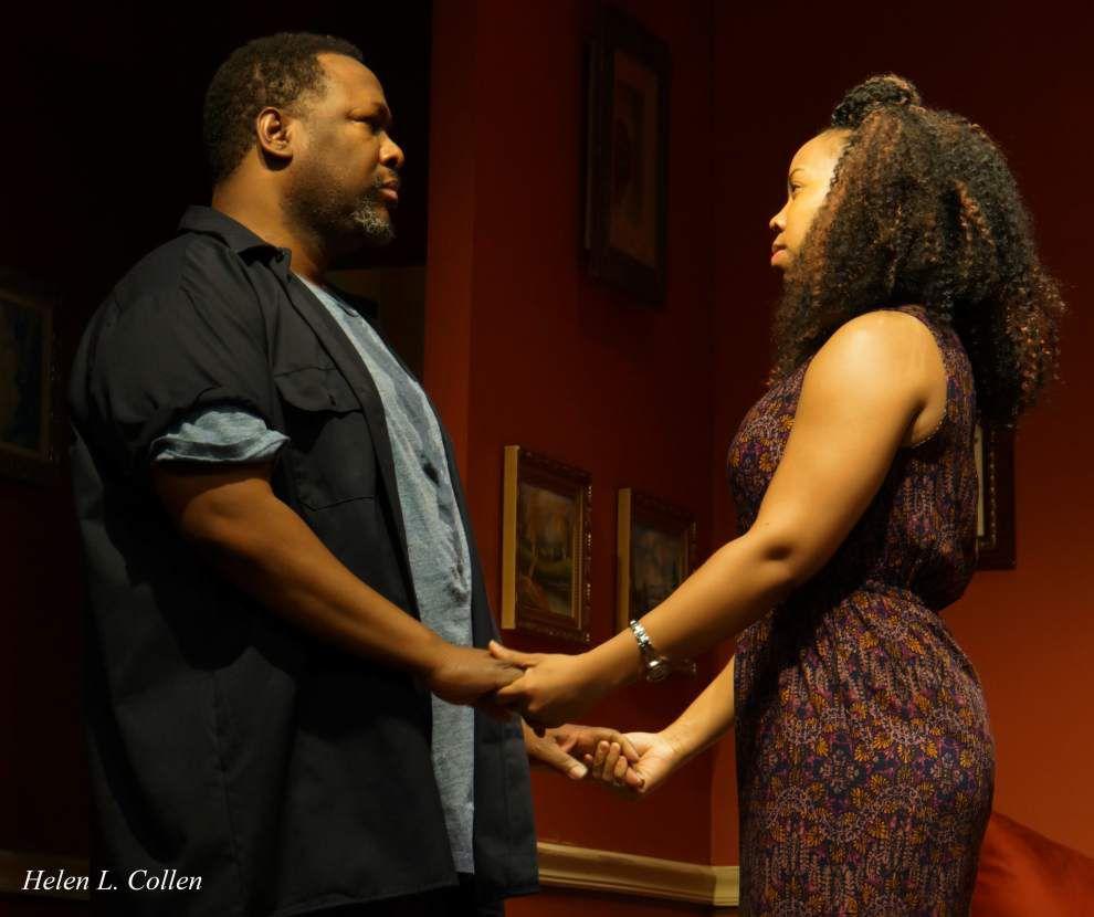 'Brothers' brings post-Katrina debate to life on stage _lowres