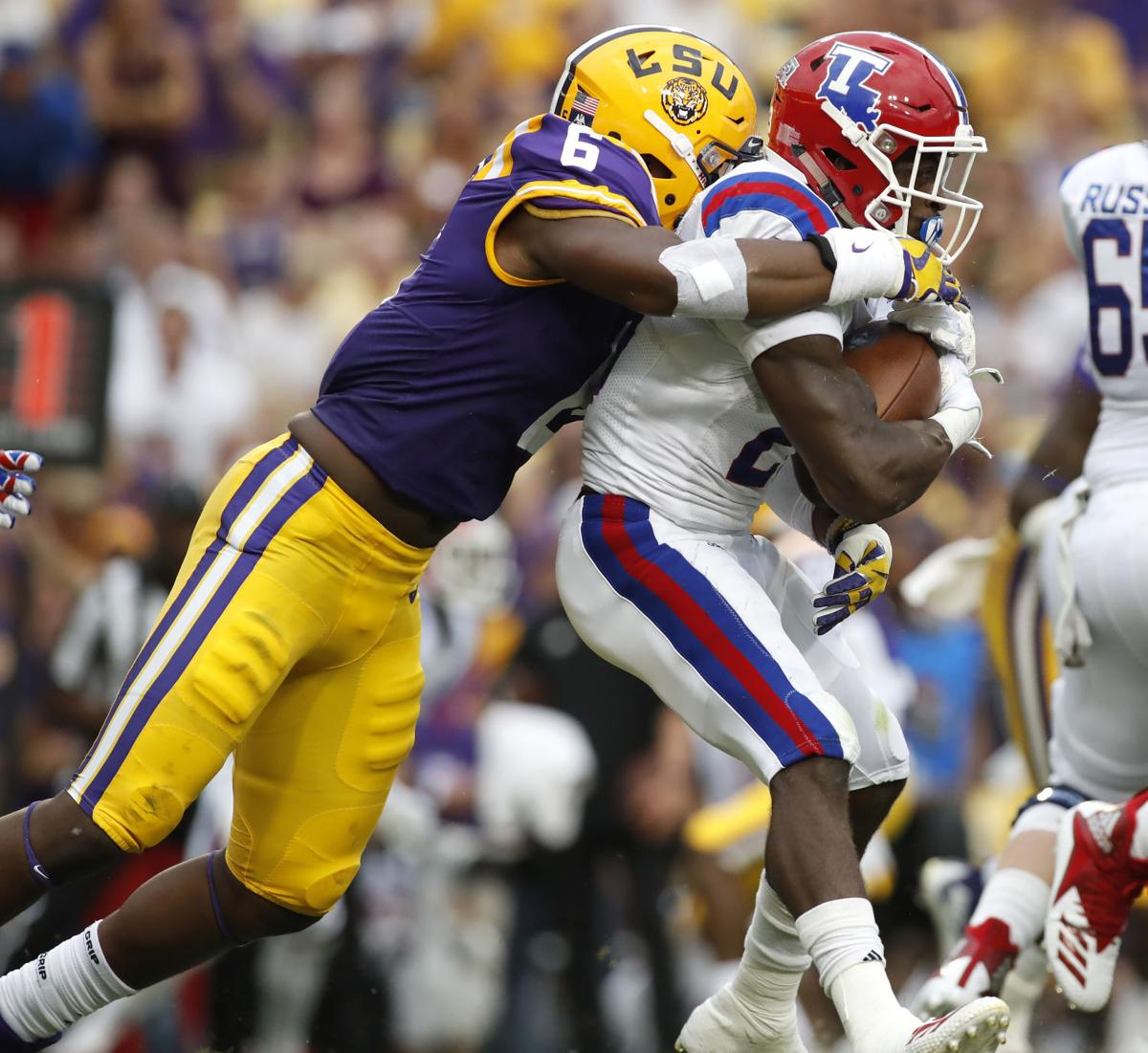 Live Updates What Lsu Coach Ed Orgeron Had To Say After Win Or Louisiana Tech Lsu Theadvocate Com