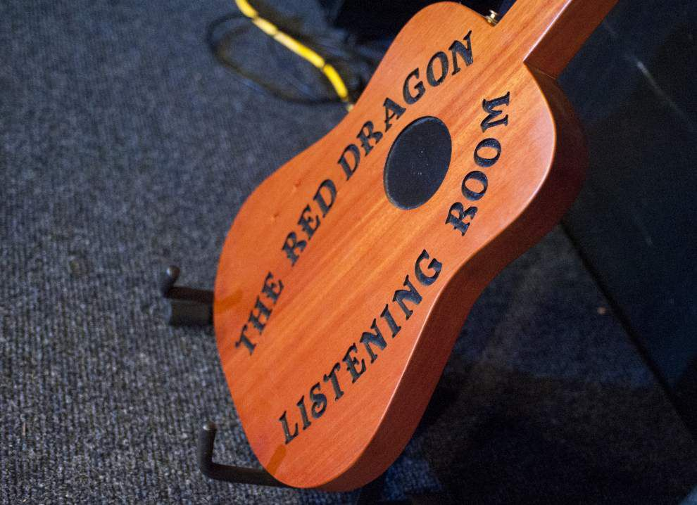 Weekend shows to benefit Red Dragon Listening Room _lowres