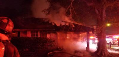 Howell Drive fire