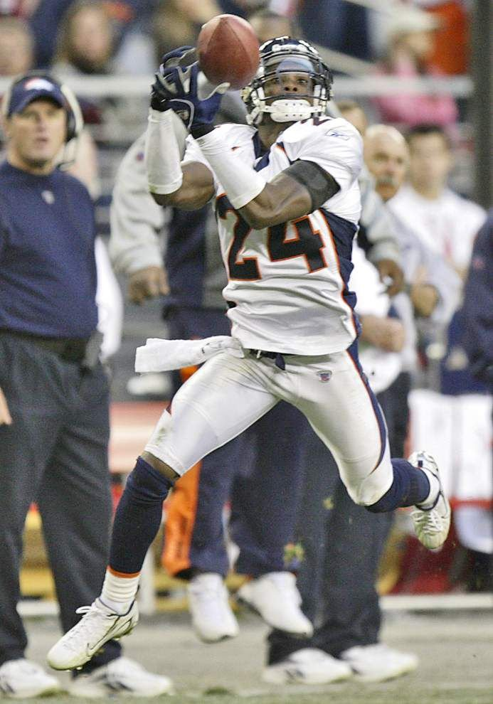 New Saints defensive back Champ Bailey: 'I'm not trying to prove anything' _lowres