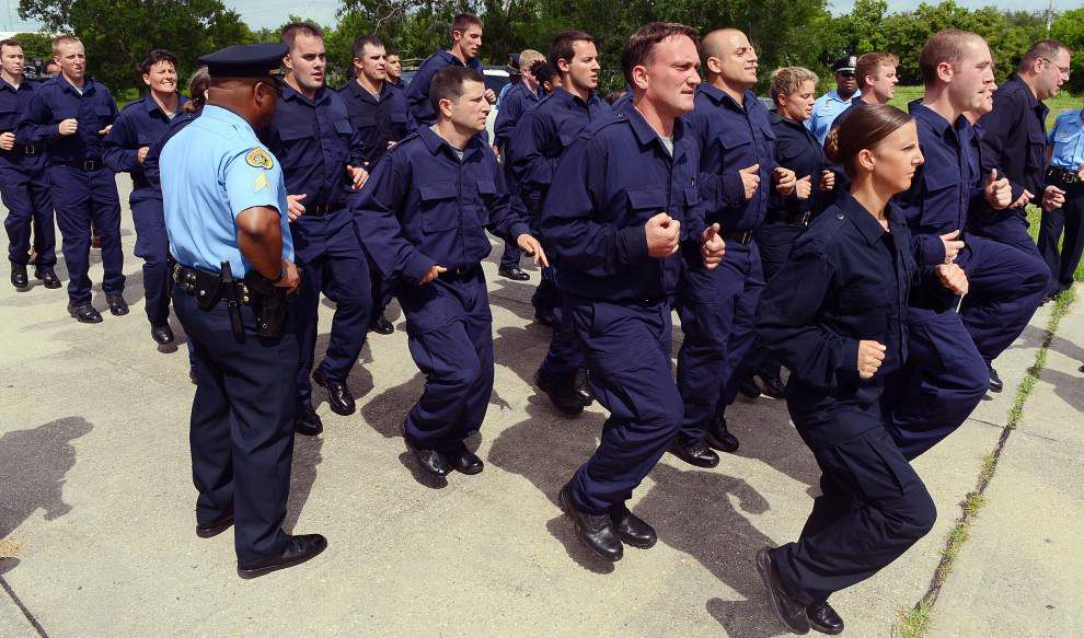 Report: NOPD arrests keep sliding with manpower shortfall _lowres