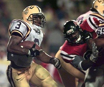 LSU's Kevin Faulk named to 2019 College Football Hall of Fame ballot