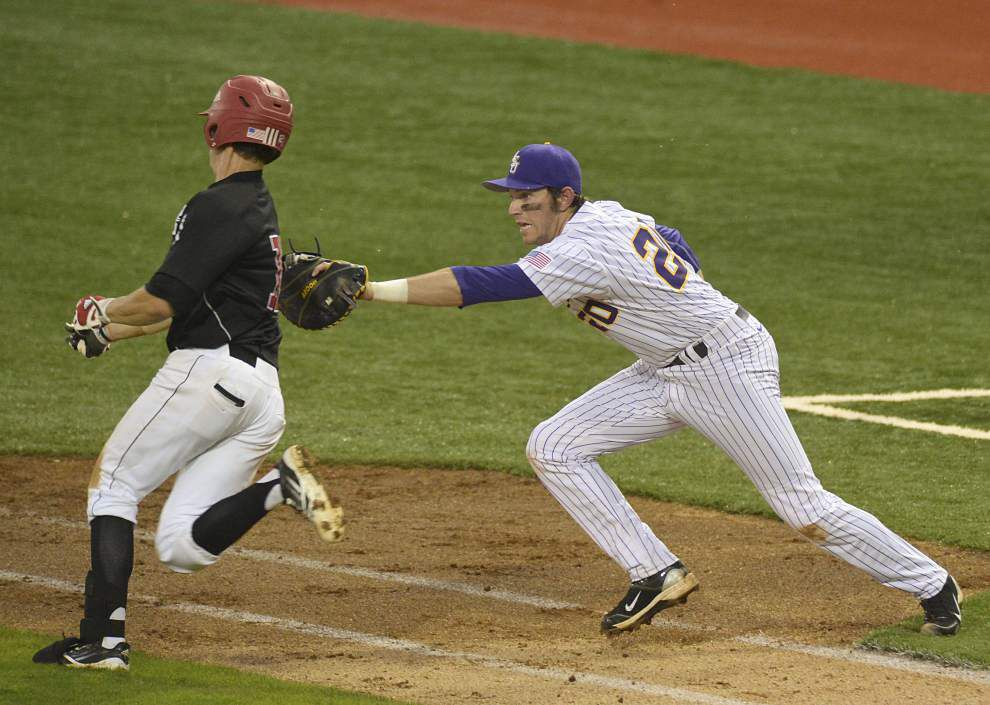 LSU baseball pregame: South Alabama at LSU _lowres