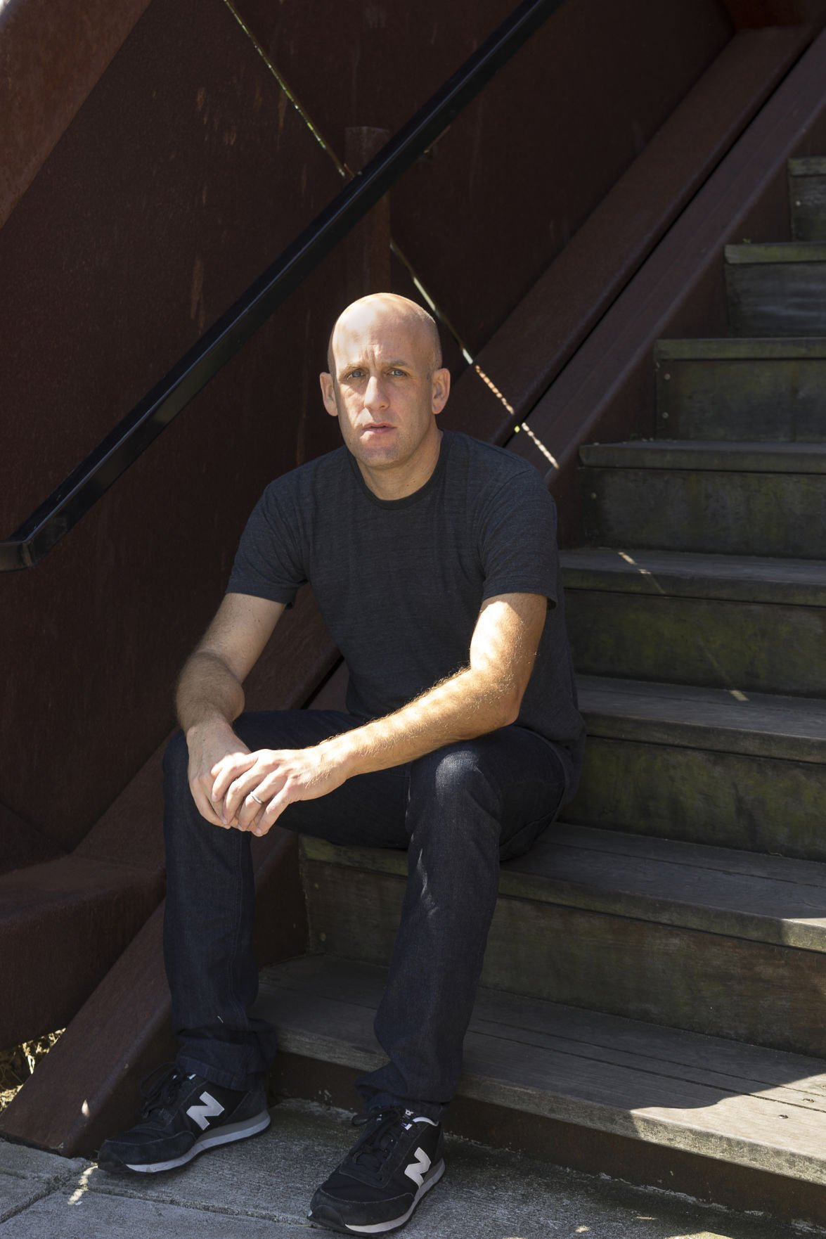 Author photo Brown by Tammy Mercure.jpg