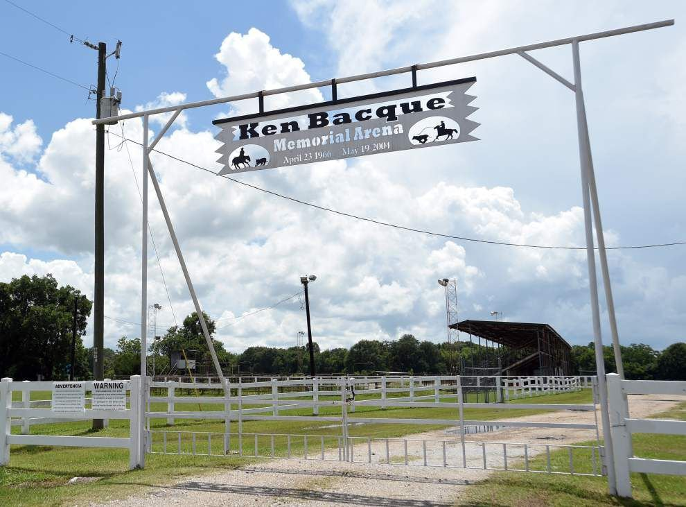Rodeo champion's widow sues father-in-law for use of late husband's name to promote western-themed stores in Louisiana _lowres