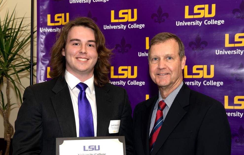 Wilson native awarded LSU TAF scholarship _lowres