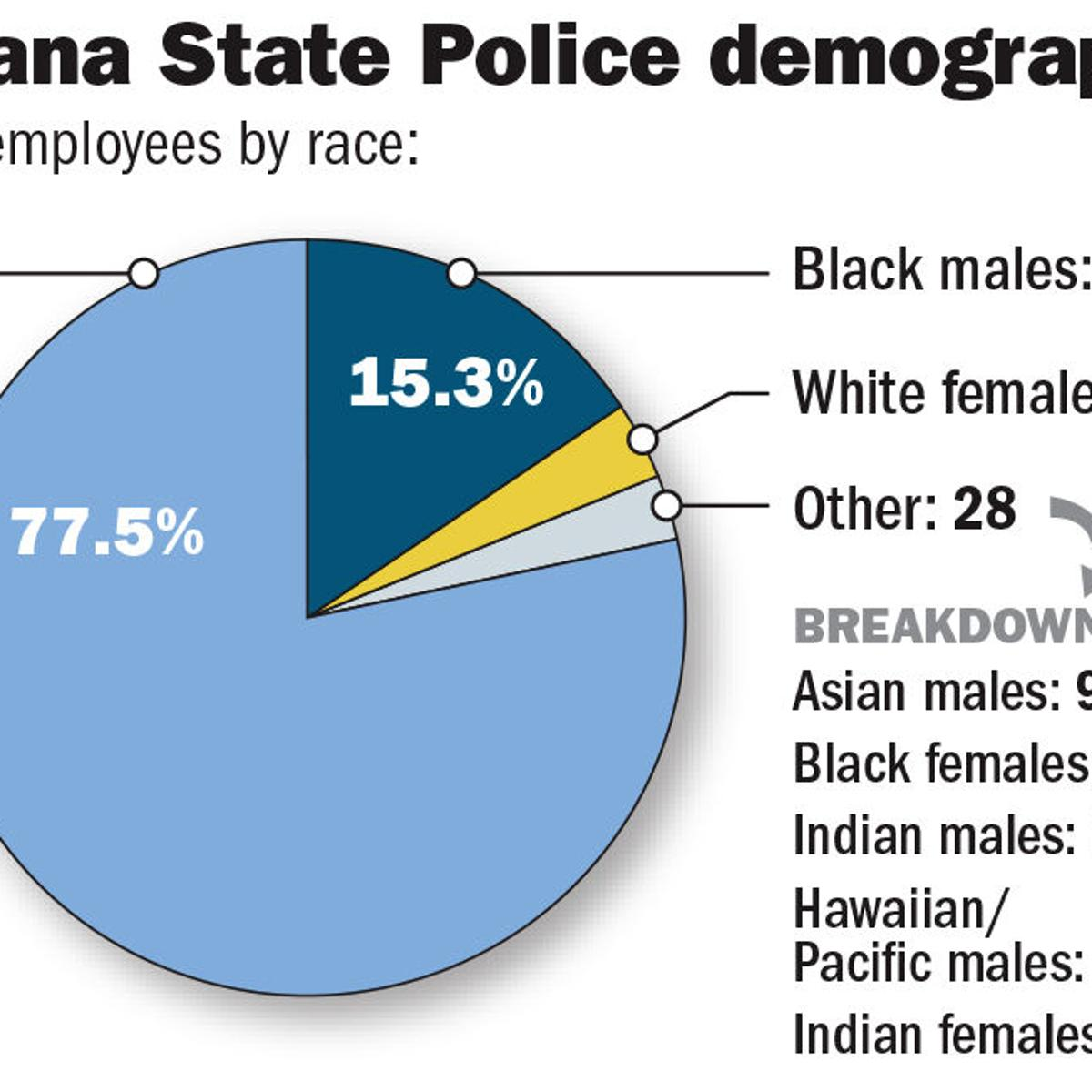 Racial Makeup Of New Orleans Police