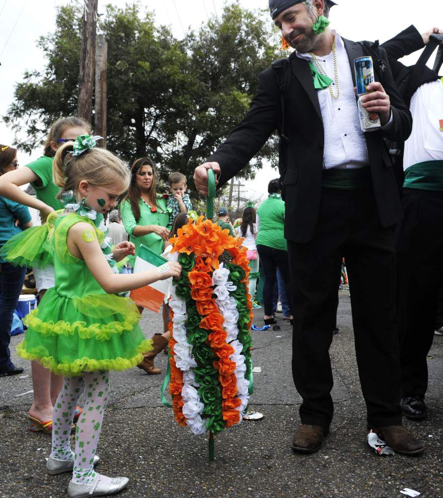 Photos: Irish Channel Parade _lowres