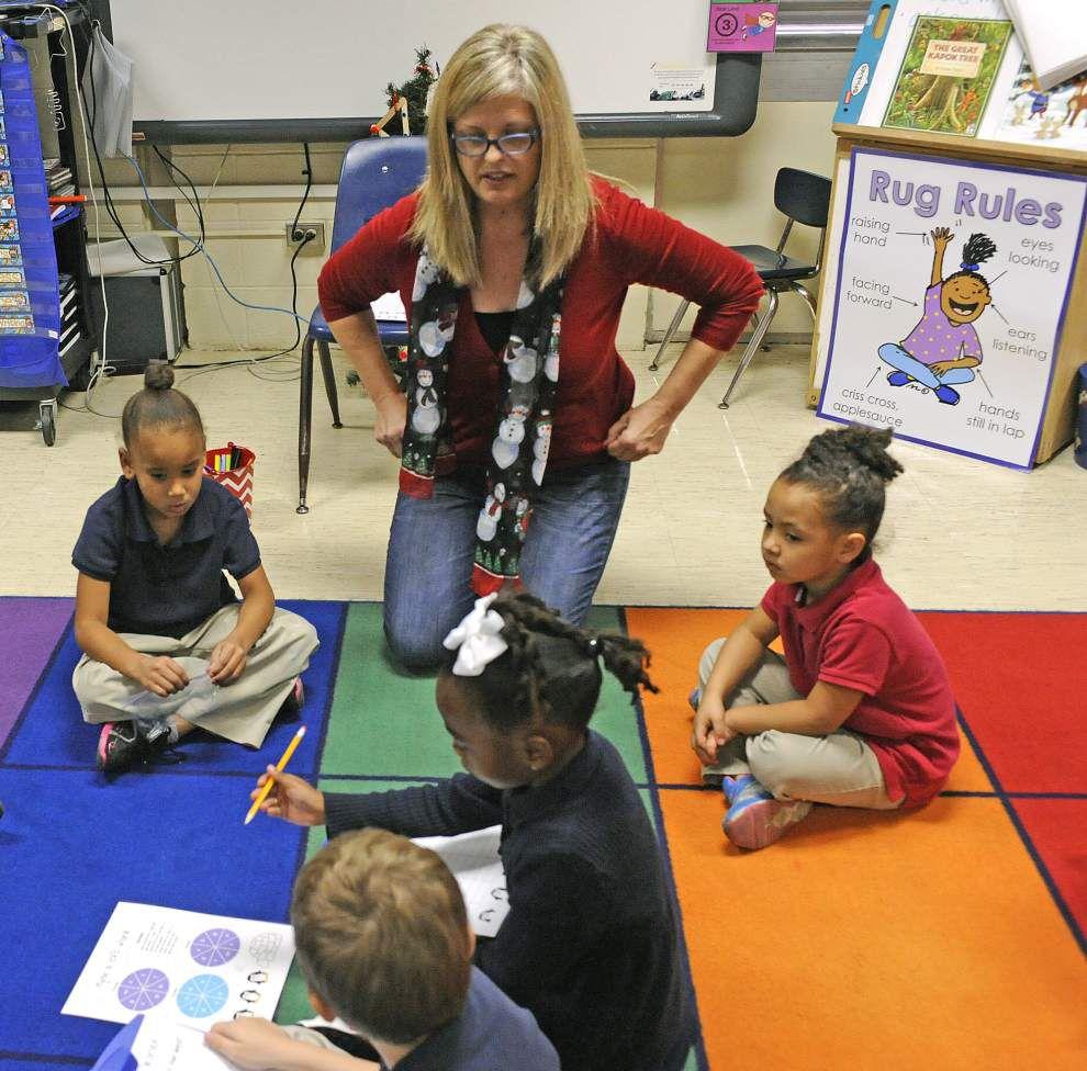 UL-Lafayette educators get a teacher's ground-level view _lowres