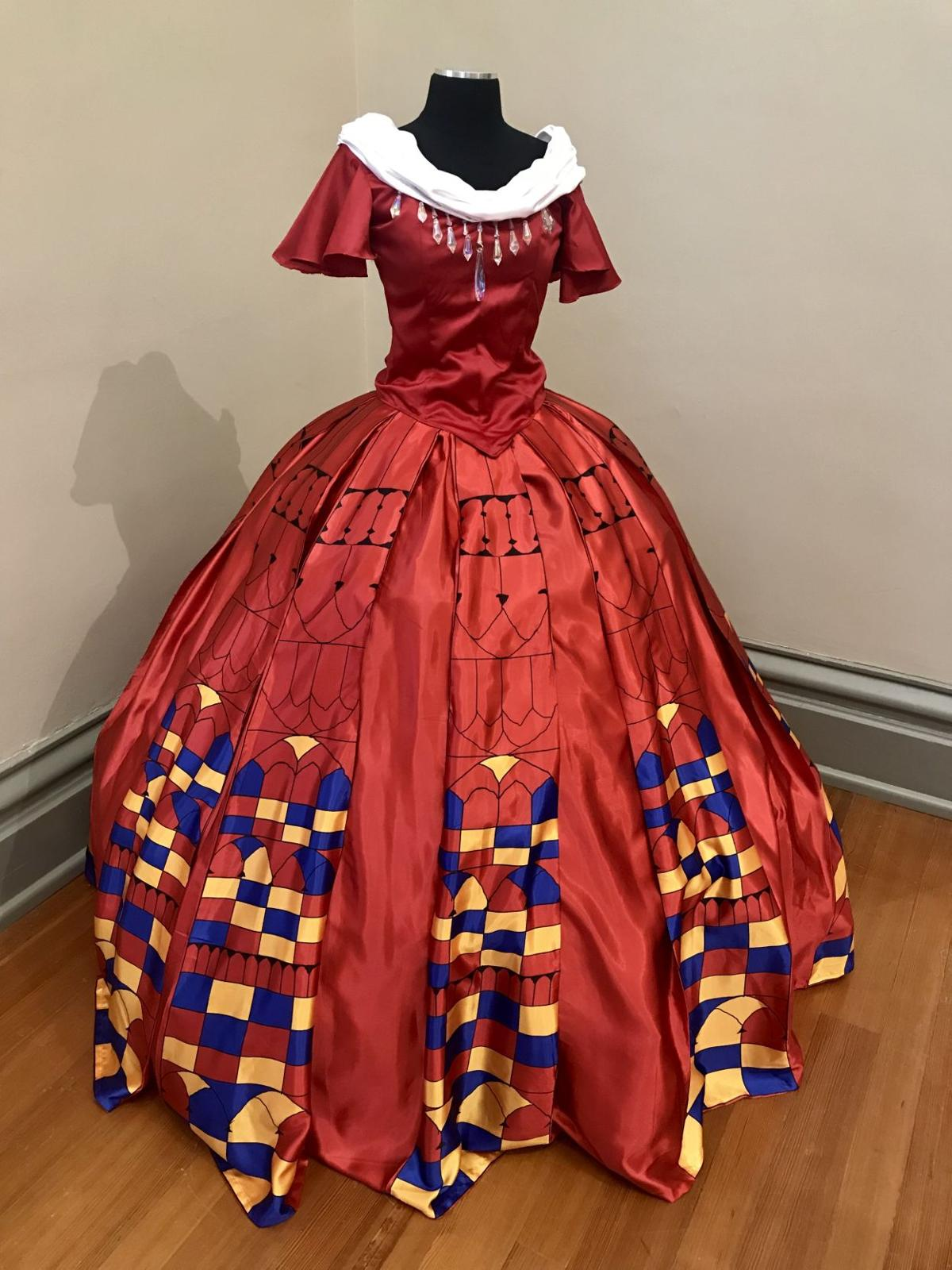 osc dress 1