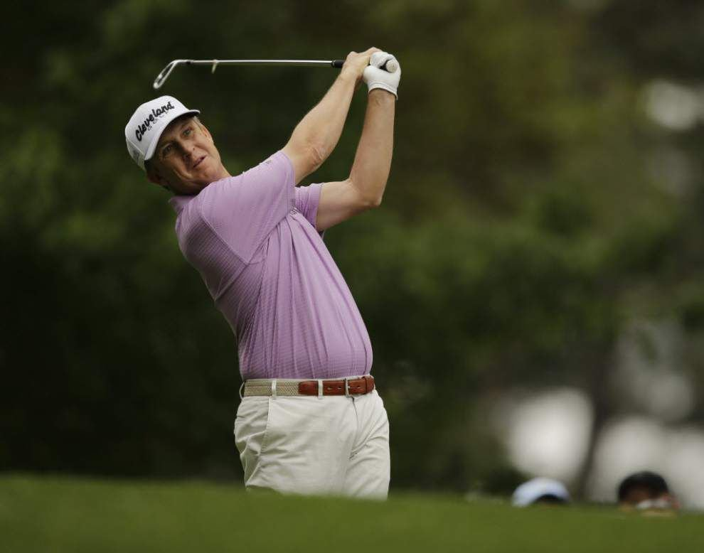 Former LSU All-American golfers David Toms, John Peterson, Andrew Loupe commit to play in the Zurich Classic _lowres