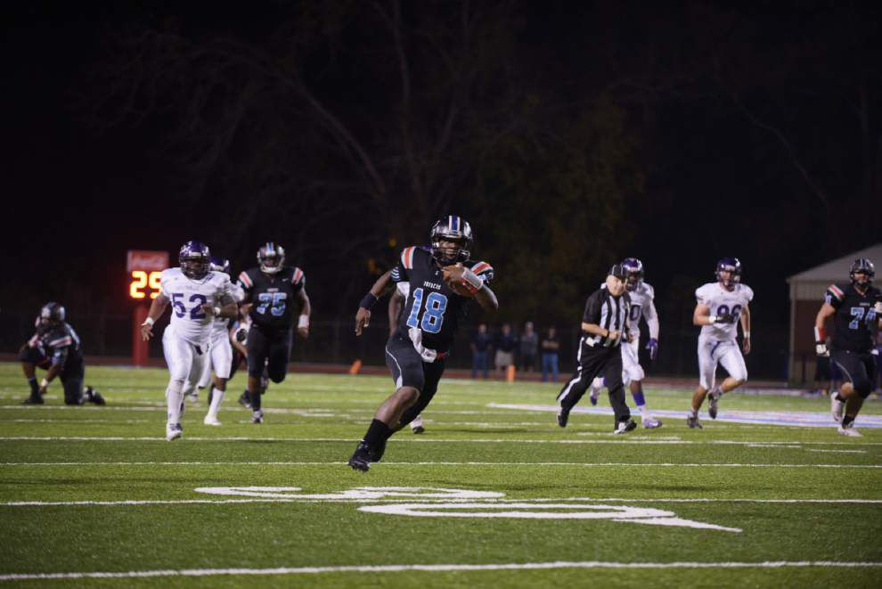 Photos: What a night! Catholic, Zachary, Parkview score big football playoff wins _lowres