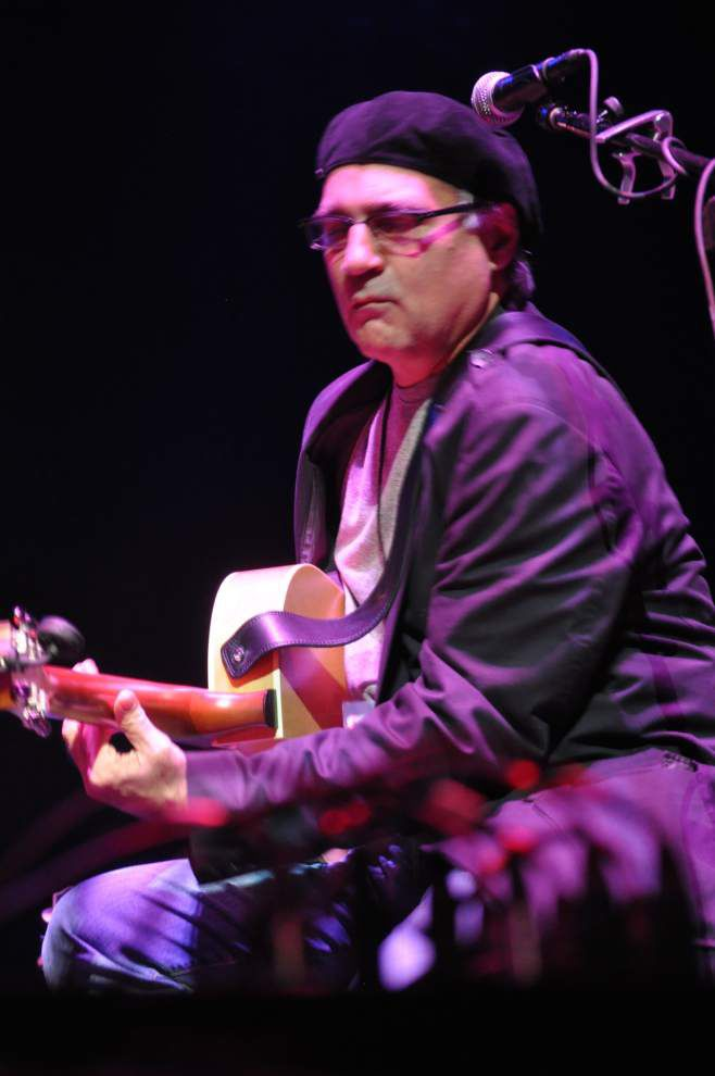 Carlo Ditta album-release party slated Thursday at Little Gem Saloon _lowres