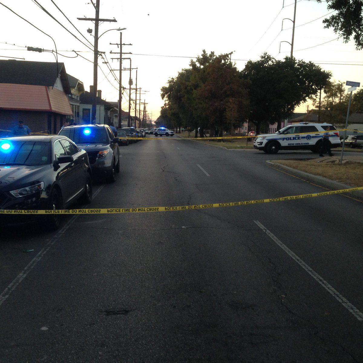 Central City shooting