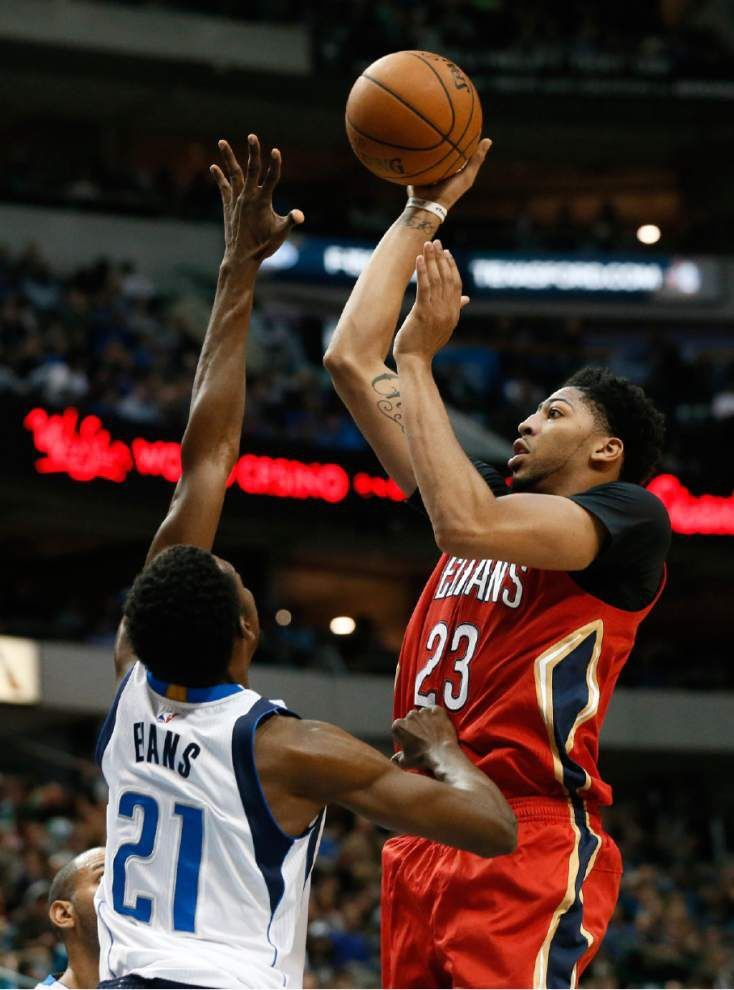 Pelicans guard Jrue Holiday can't hide frustration _lowres