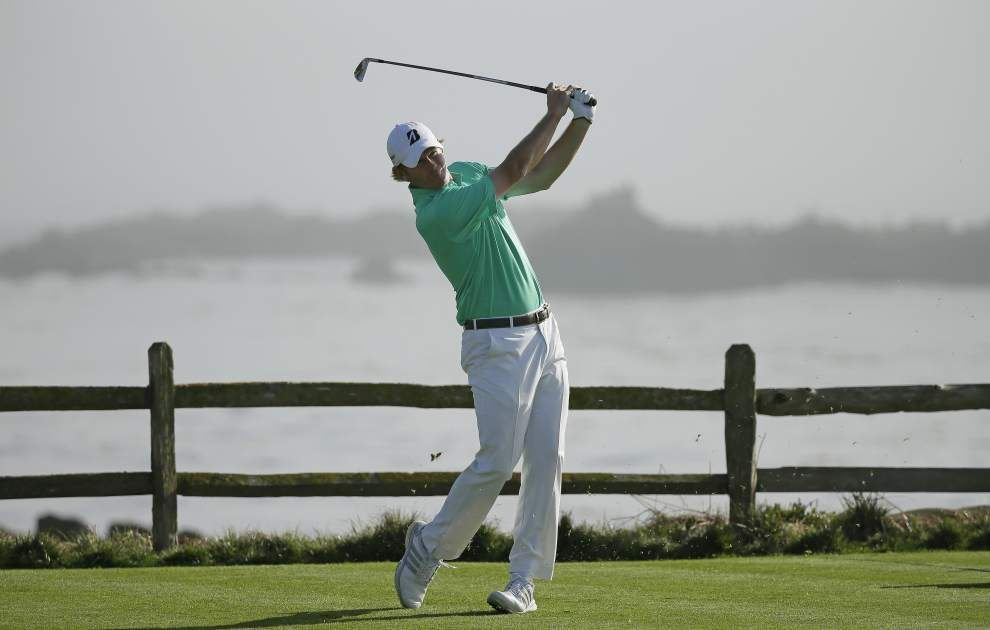 Brandt Snedeker claims Pebble Beach National Pro-Am _lowres