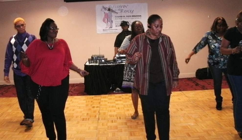Steppin' in the Bayou gets participants dancing their way to wellness _lowres