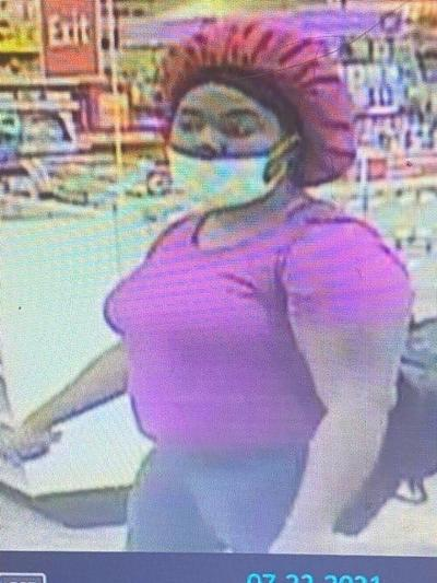 Police searching for woman responsible for hit and run on Government Street last month