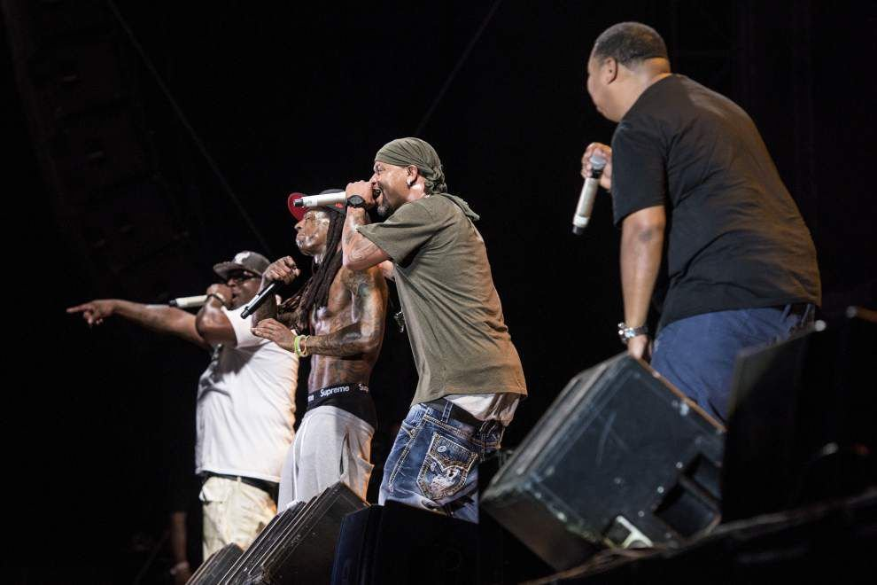 Lil Weezyana Fest shows how good and how smart Lil Wayne can be _lowres