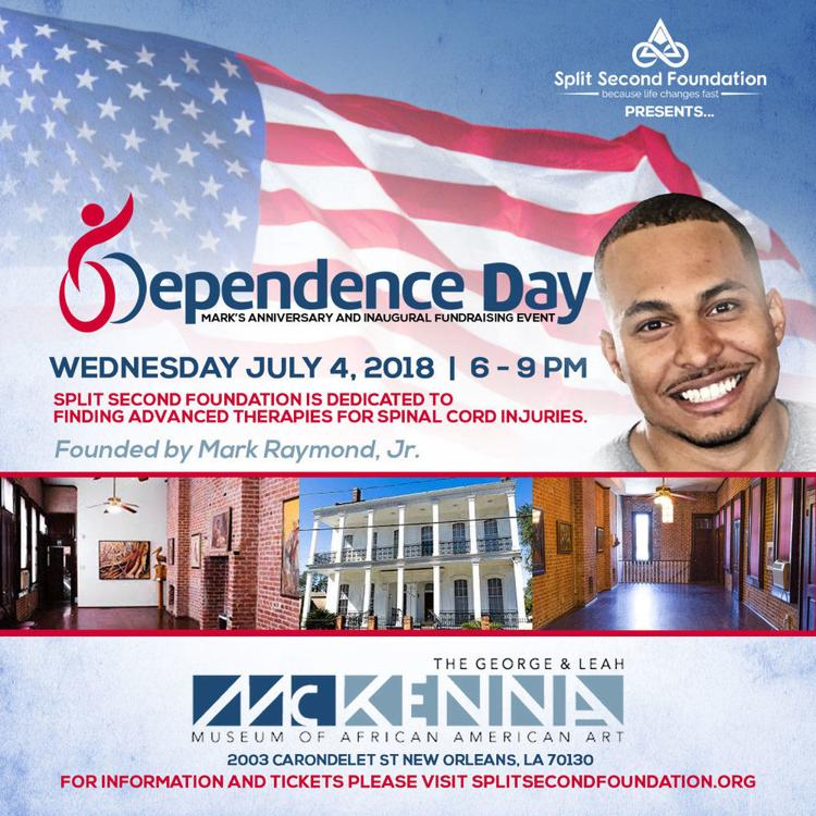 Dependence Day | New Orleans events | Gambit | theadvocate com