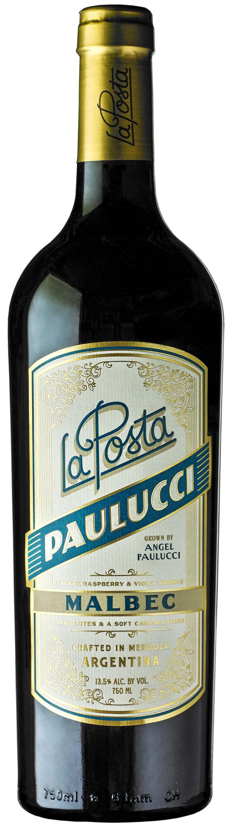 2013 La Posta Paulucci Malbec_lowres