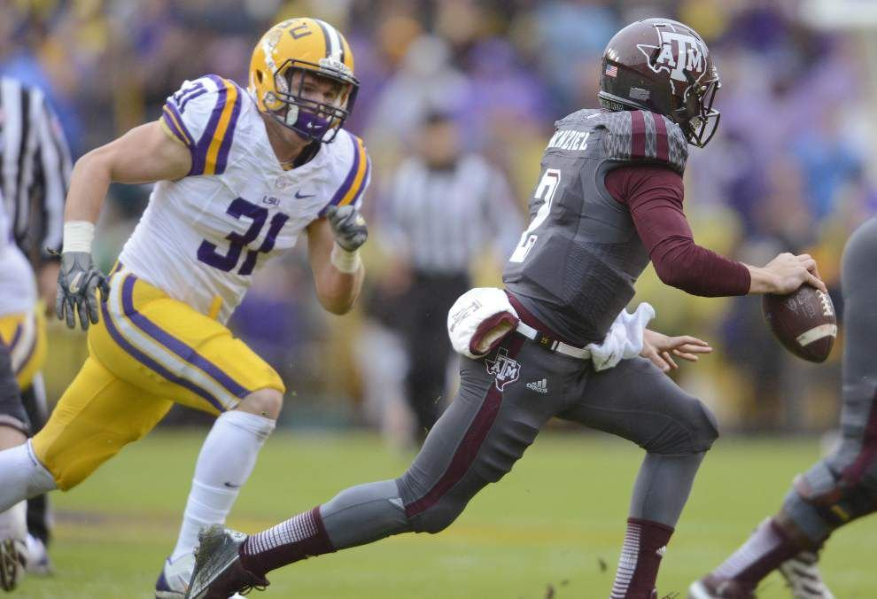 LSU football training camp preview _lowres