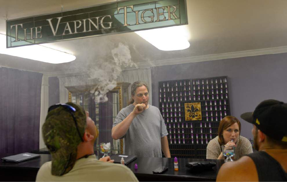 E-cigarettes start to flourish amid its health concerns _lowres