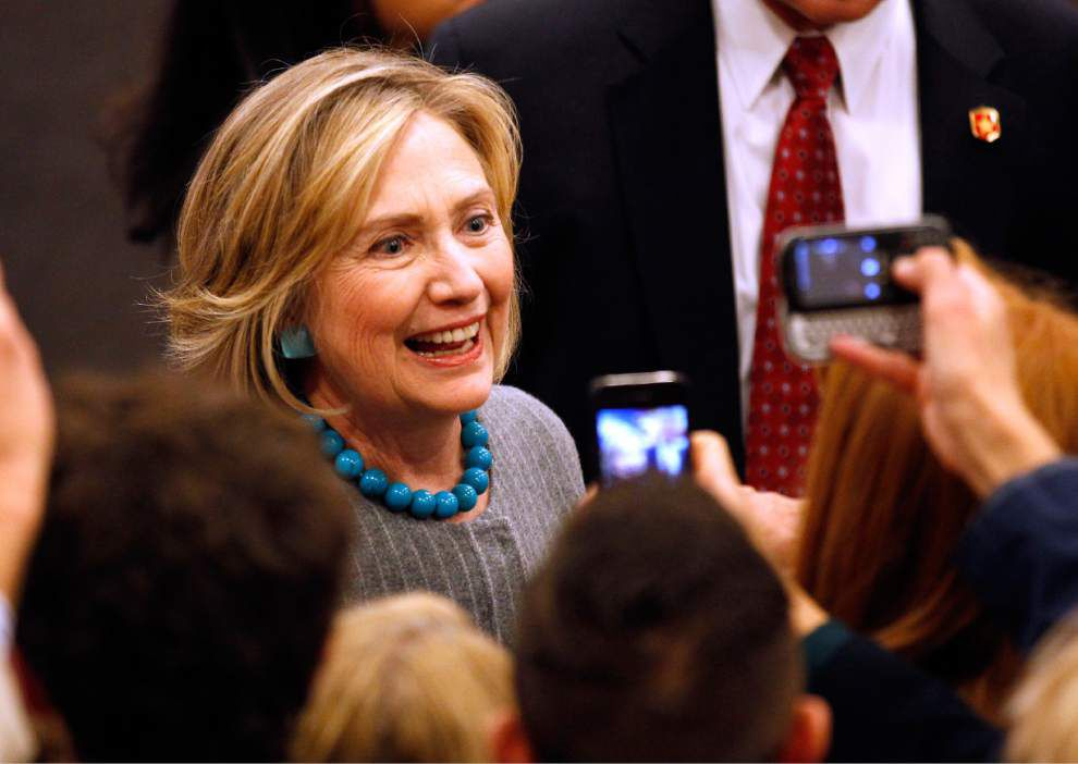 Hillary Clinton to stump for Mary Landrieu in New Orleans _lowres