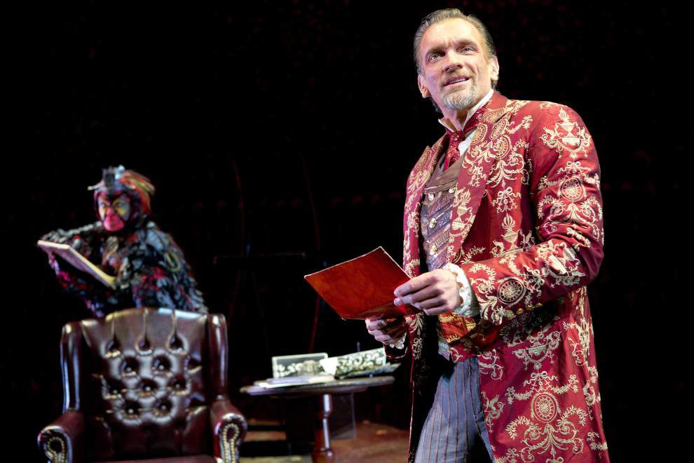 Christian performance group brings 'Screwtape' to the Saenger in New Orleans _lowres