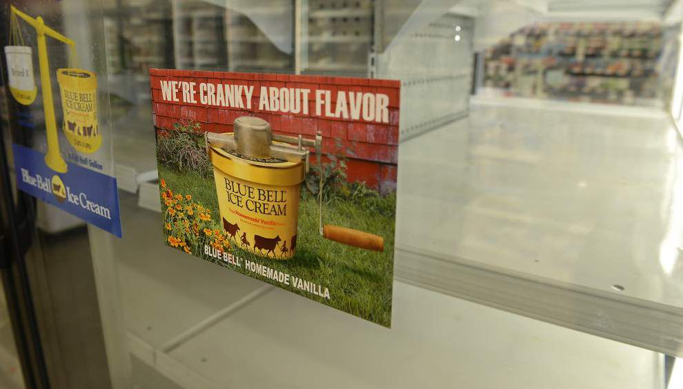 Louisiana-based Blue Bell operations looking to avoid closures, big layoffs _lowres