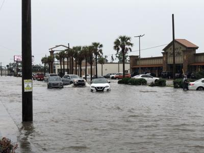 Lake Charles flooding