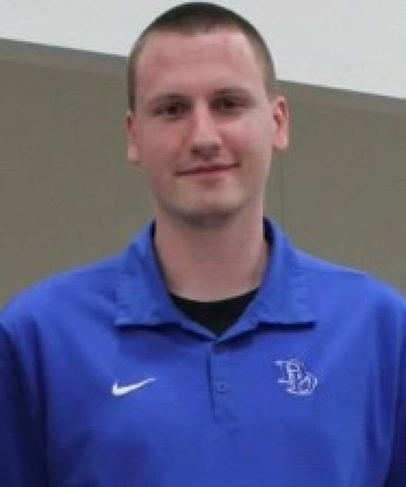 Brad Voight named boys basketball coach at Christian Life _lowres