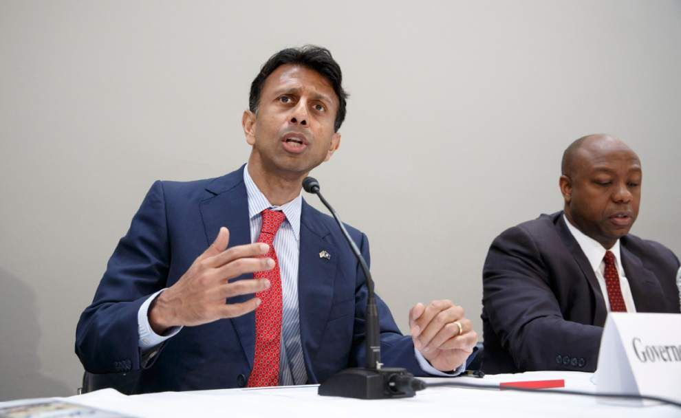 Our Views: Bobby Jindal poses 'serious threat to school accountability' by opposing new Louisiana-wide tests _lowres