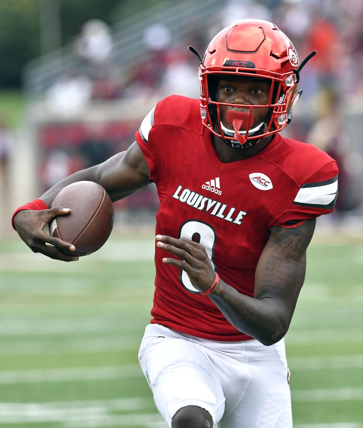 Florida St Louisville Football