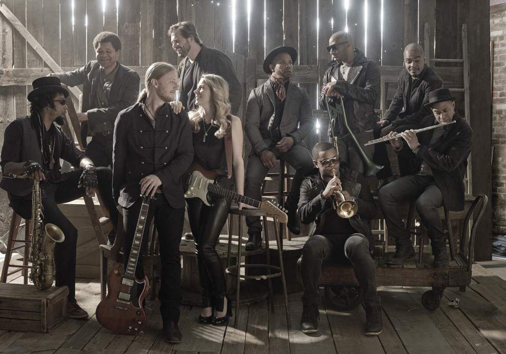 Tedeschi Trucks blends musical styles, takes powerhouse on the road _lowres