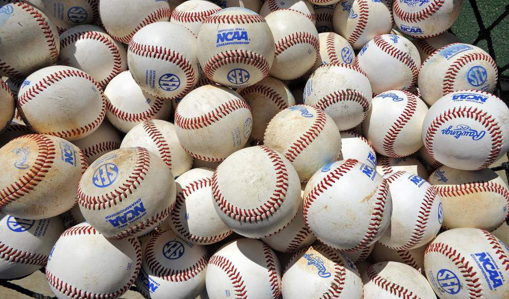 Special report: New lower seam baseball has given LSU, college baseball a home run power surge _lowres