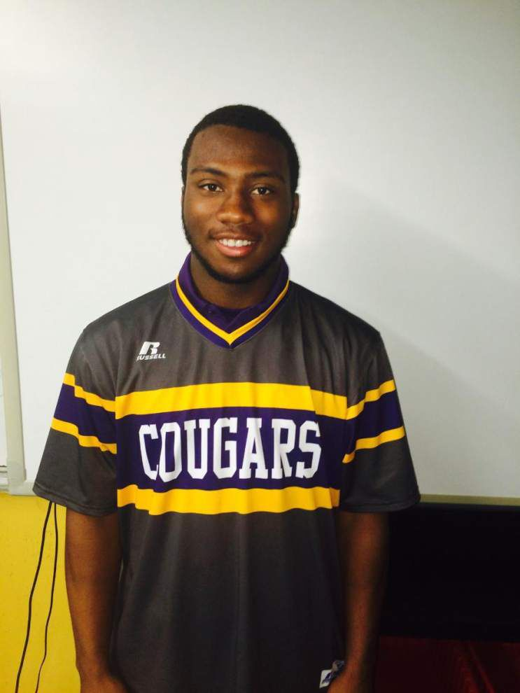 Karr's D'Andre Williams commits to play baseball at Southern _lowres