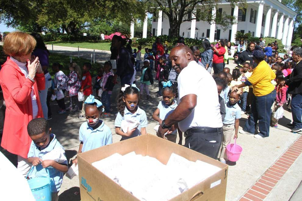 Photos: Governor's Mansion Easter Egg Hunt _lowres