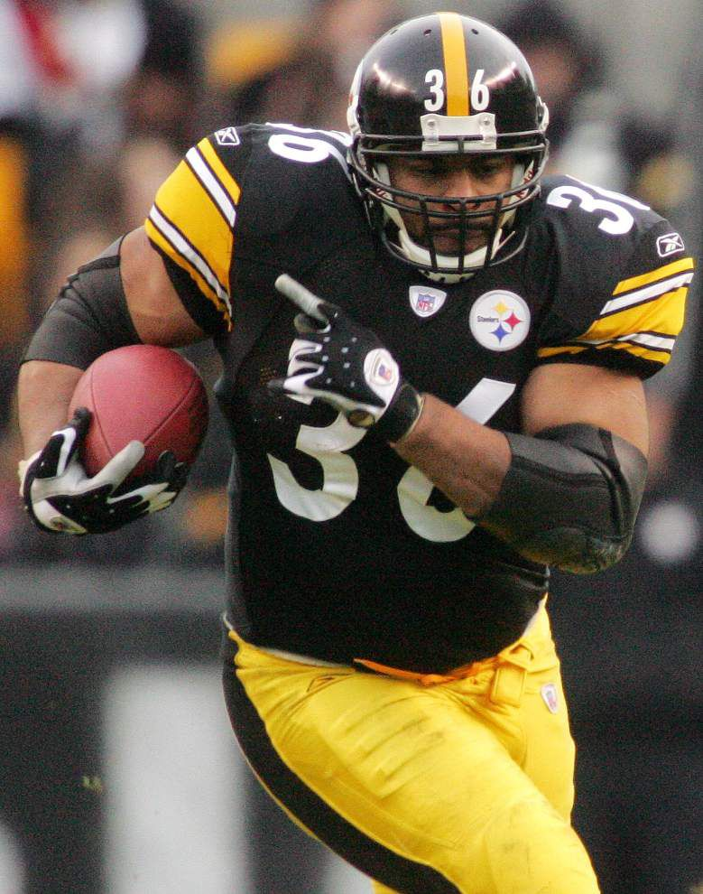 Jerome Bettis, Junior Seau headline diverse Hall of Fame group _lowres